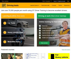 DT Driving Test